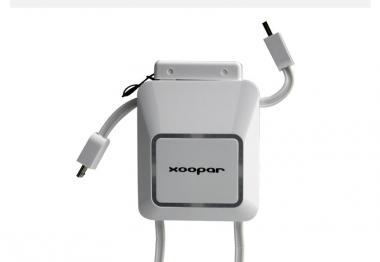 Chargeur nomade robotique