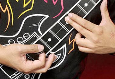 Rock'n'Roll  des Tee-shirts pour jouer de la musique !